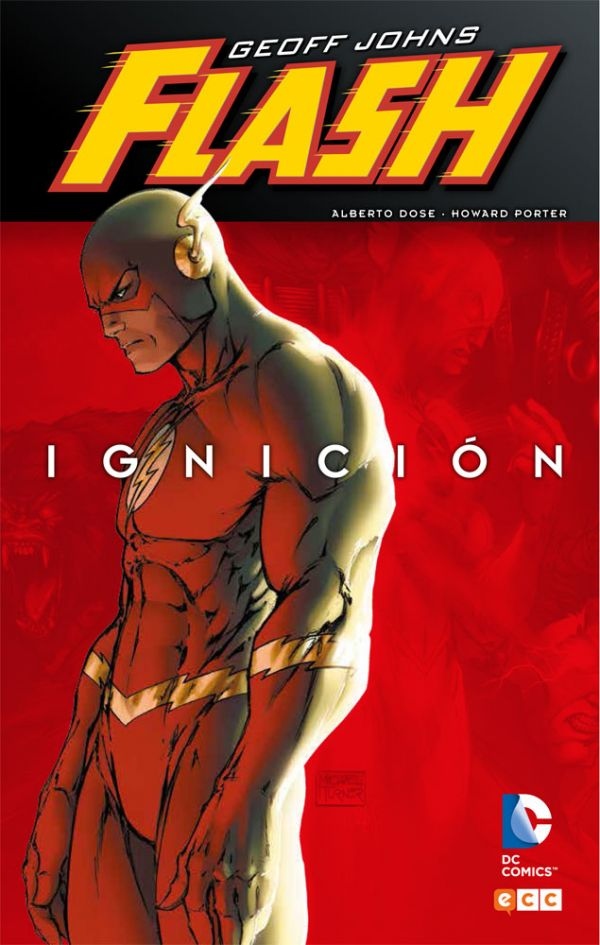 Flash de Geoff Johns 04: Ignición