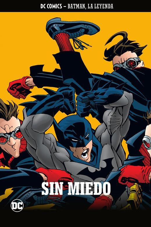 Batman, la leyenda 21: Sin miedo