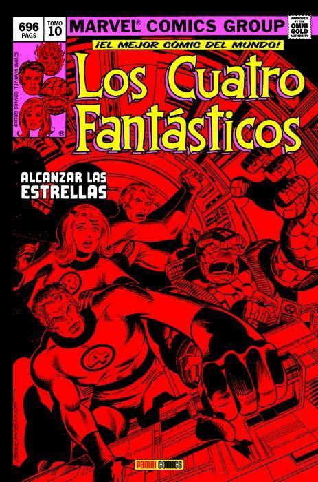 OMNIGOLD. LOS CUATRO FANTÁSTICOS 10