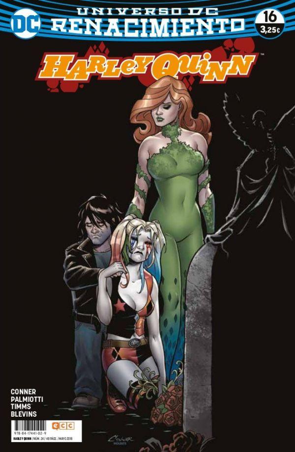 Harley Quinn núm. 16 (Renacimiento)