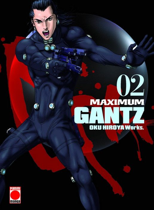 GANTZ MAXIMUM 02