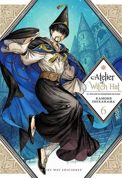 Atelier of Witch Hat vol. 06 (Edición especial)