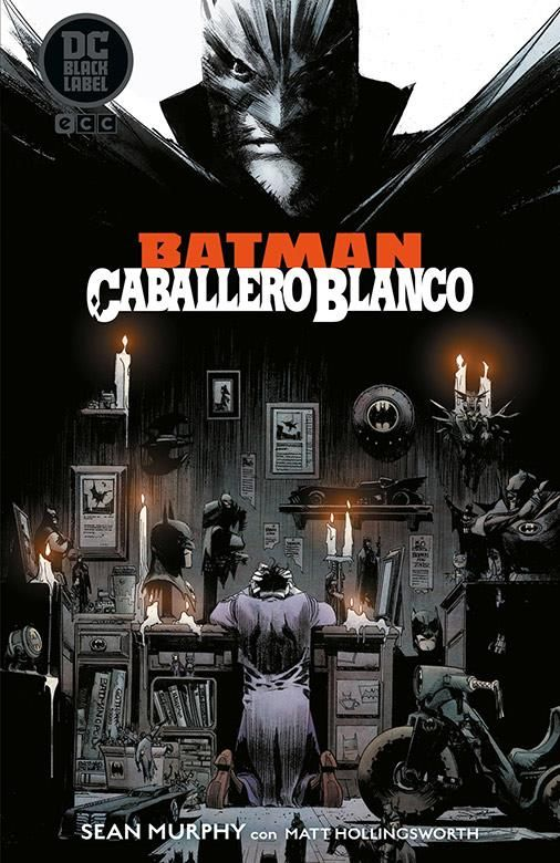 Batman: Caballero Blanco (Edición Black Label)