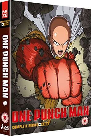 ONE PUNCH MAN SERIE COMPLETA