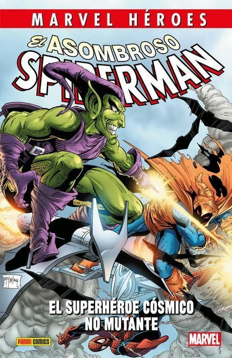 El Asombroso Spiderman: El superhéroe cósmico no mutante