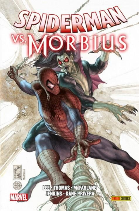 Spiderman Vs. Morbius