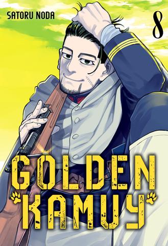 GOLDEN KAMUY 08