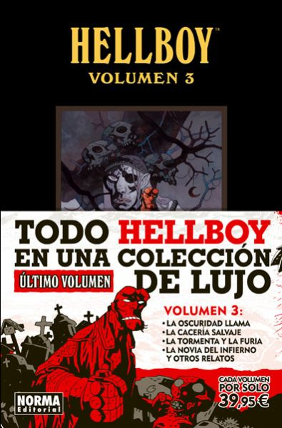 HELLBOY (Ed. integral) 3