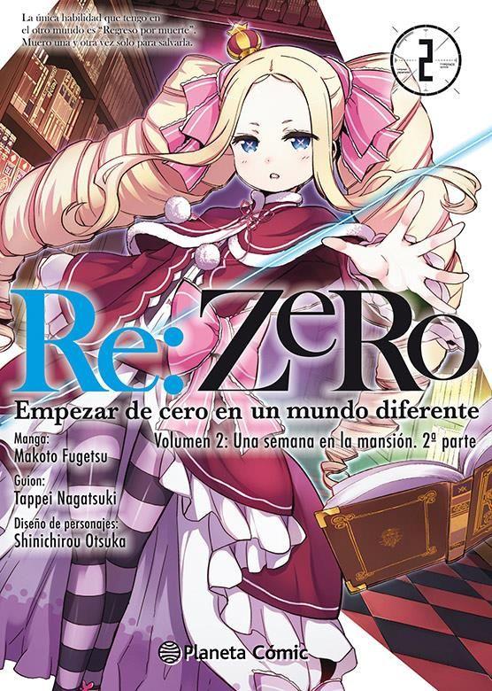 Re:Zero Chapter 2 02