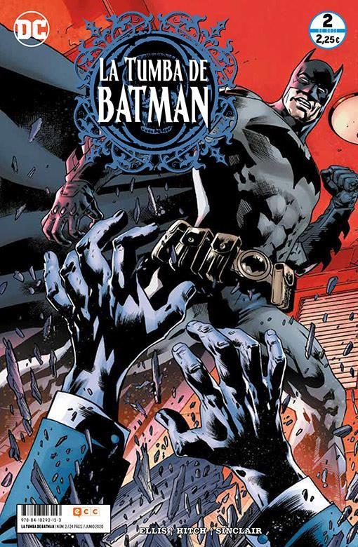 La tumba de Batman 02 (de 12)