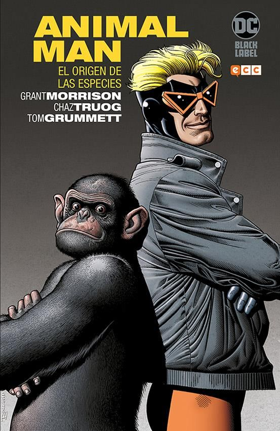 Biblioteca Grant Morrison – Animal Man núm. 02 (de 3)