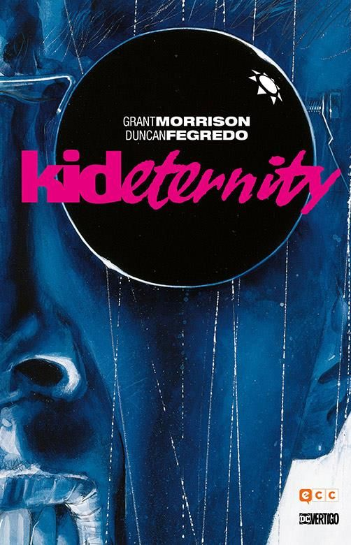 Biblioteca Grant Morrison. Kid Eternity