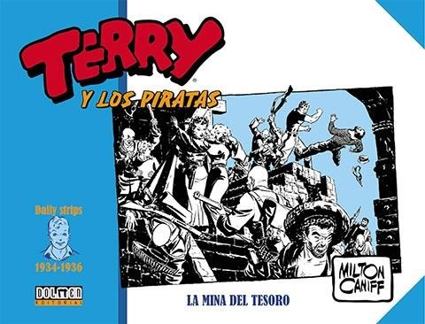 Terry y los Piratas: 1934-1936
