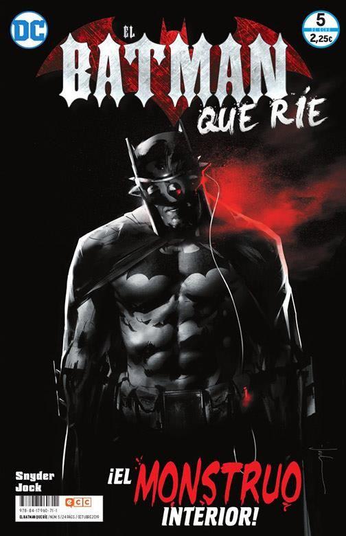 EL BATMAN QUE RÍE 05 (DE 08)