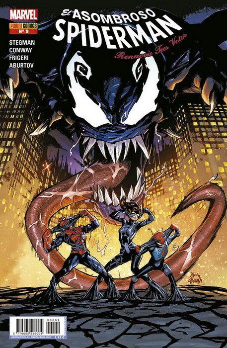 El Asombroso Spiderman: Renueva Tus Votos 09