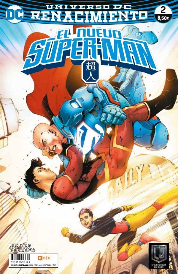 El nuevo Super-man núm. 02 (Renacimiento)