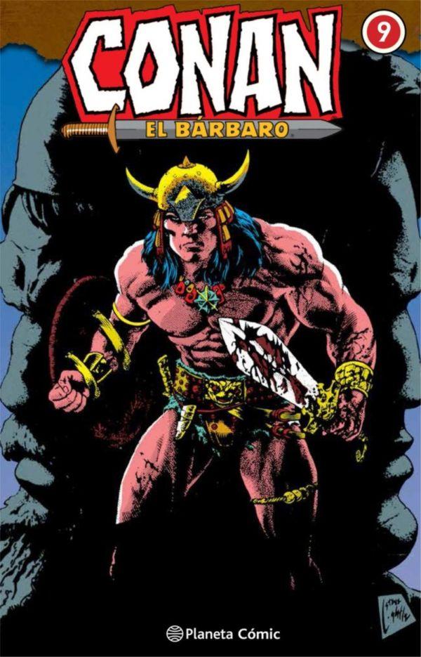 CONAN EL BÁRBARO INTEGRAL 09 (DE 10)