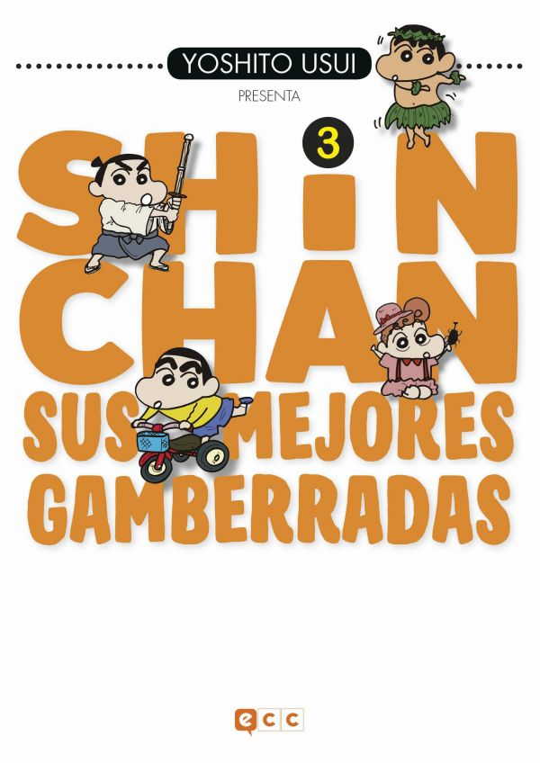 SHIN CHAN: Sus mejores gamberradas 03