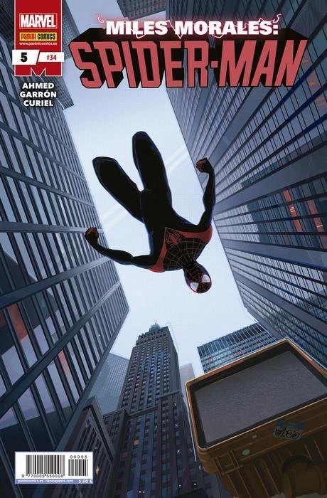 MILES MORALES: SPIDER-MAN 05