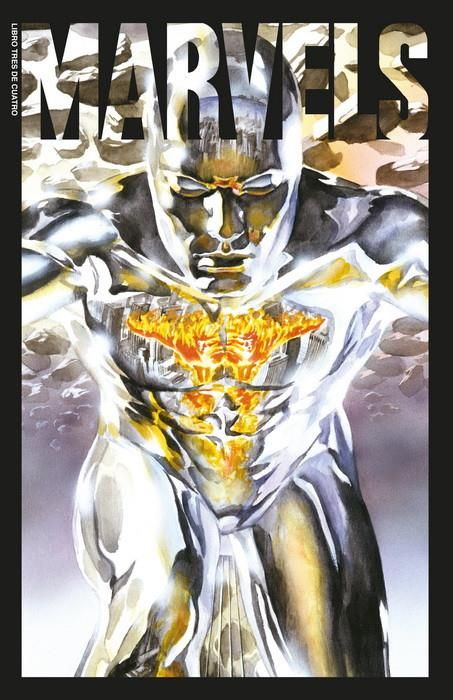Marvel Facsímil. Marvels 03