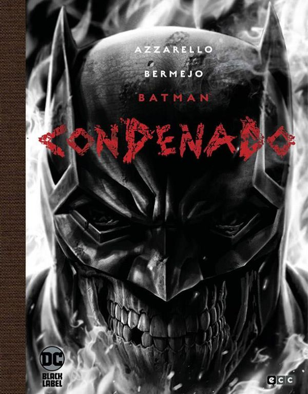 Batman: Condenado (Edición Deluxe limitada en blanco y negro)