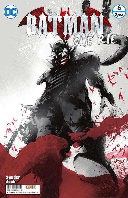 EL BATMAN QUE RÍE 06 (DE 08)