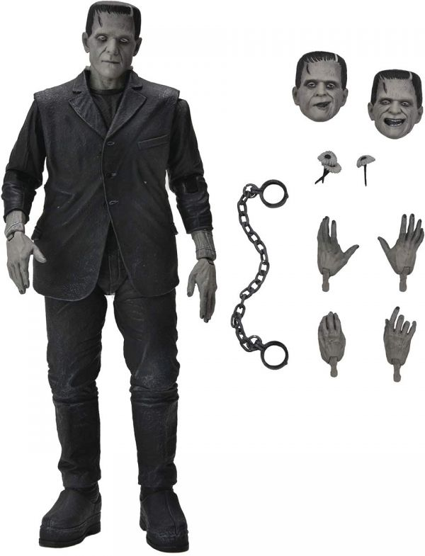 NECA Ultimate Frankentsein's Monster - Figura de acción 18cm