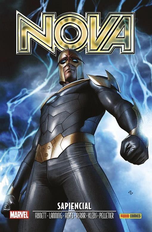 Marvel Saga. Aniquilación Saga 10. Nova: Sapiencial