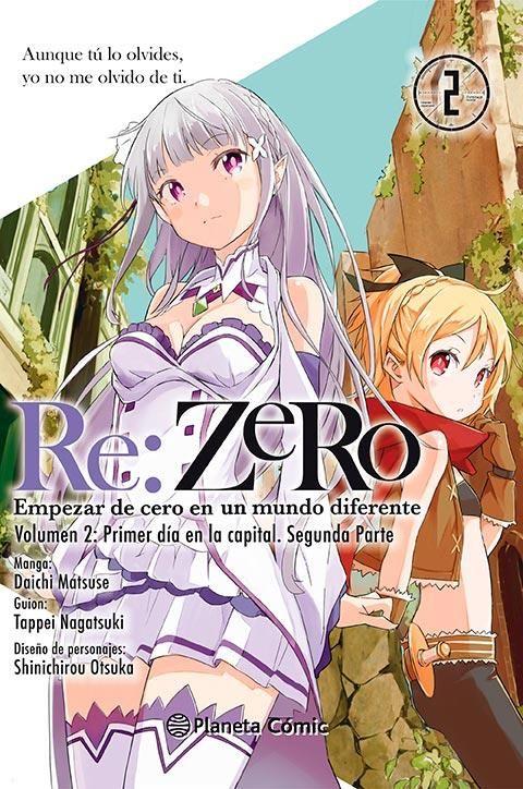 RE: ZERO 02