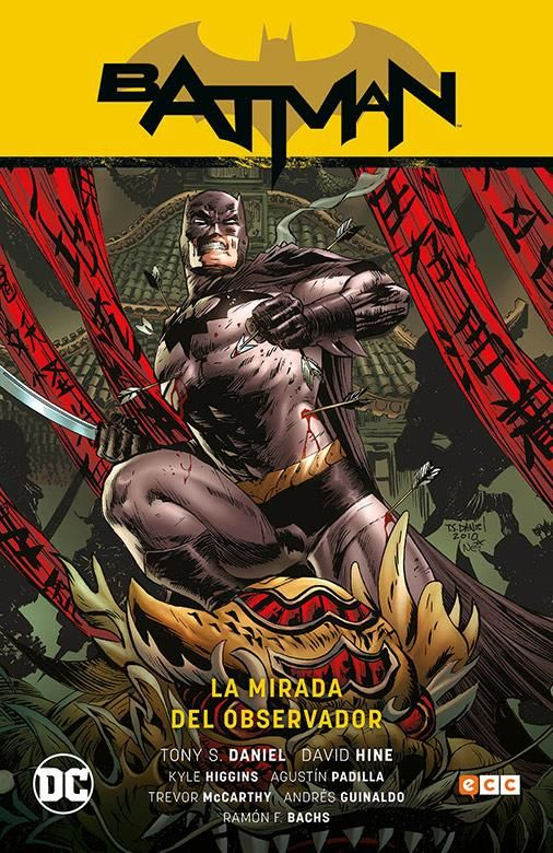 Batman Vol. 11: La mirada del observador