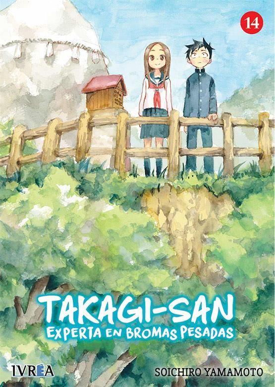 Takagi-san. Experta en bromas pesadas 14