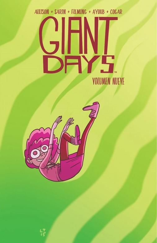 GIANT DAYS 09