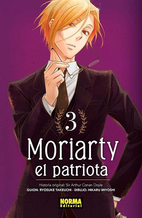 MORIARTY, EL PATRIOTA 03