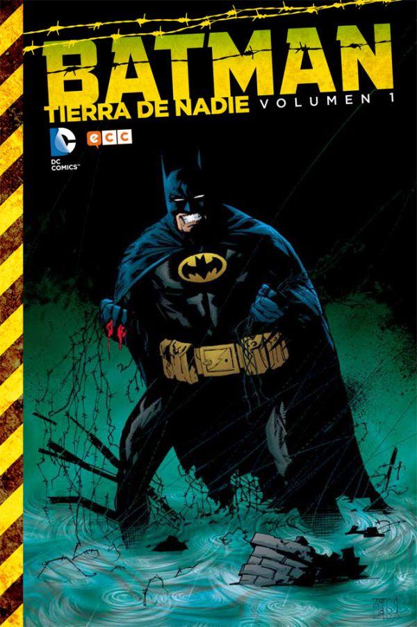 Batman: Tierra de nadie vol. 01