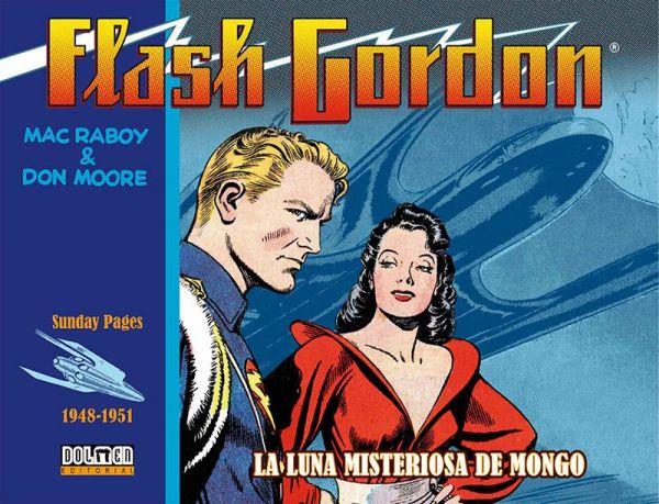 Flash Gordon. La luna misteriosa de Mongo