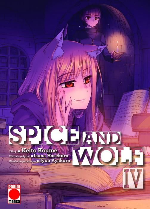 SPICE AND WOLF 04