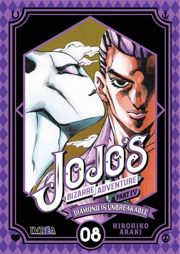 JOJO'S BIZARRE ADVENTURE. PART IV: DIAMOND IS UNBREAKABLE 08