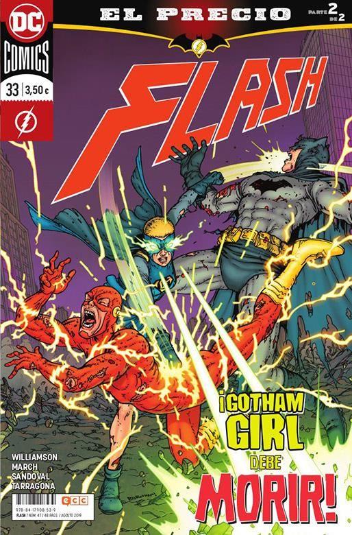 Flash núm. 33