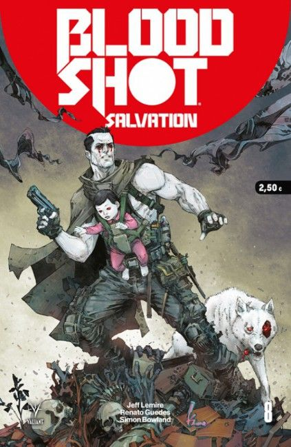 BLOODSHOT SALVATION 08