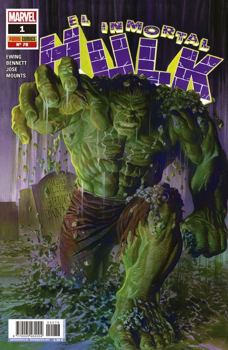 PACK INMORTAL HULK 01 AL 12