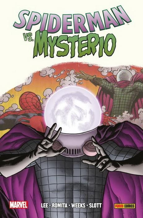 Spiderman Contra Mysterio