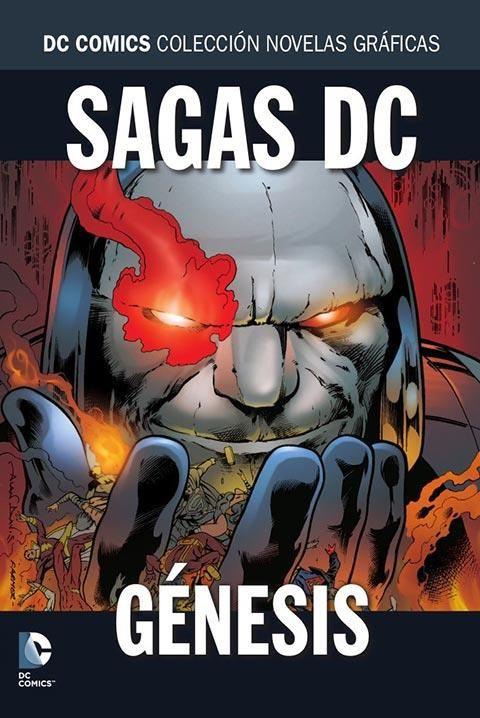 Novelas Gráficas DC. Especial Sagas DC: Génesis