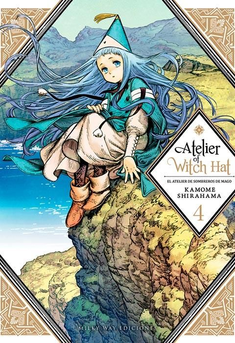 Atelier of Witch Hat 04