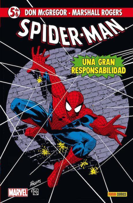 Coleccionable Spider-Man   5
