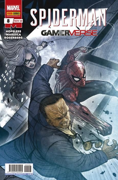 SPIDERMAN: GAMERVERSE 08