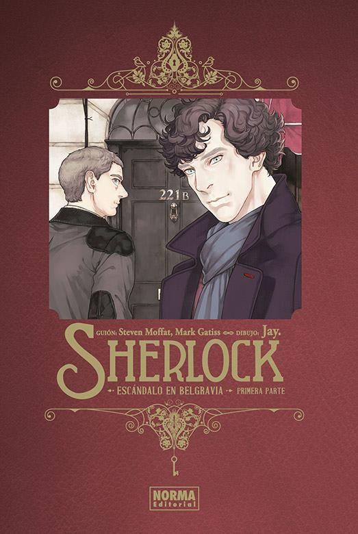 Sherlock: Escándalo en Belgravia (Deluxe) Primera parte