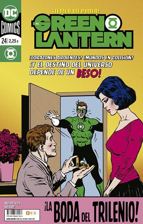 EL GREEN LANTERN 24