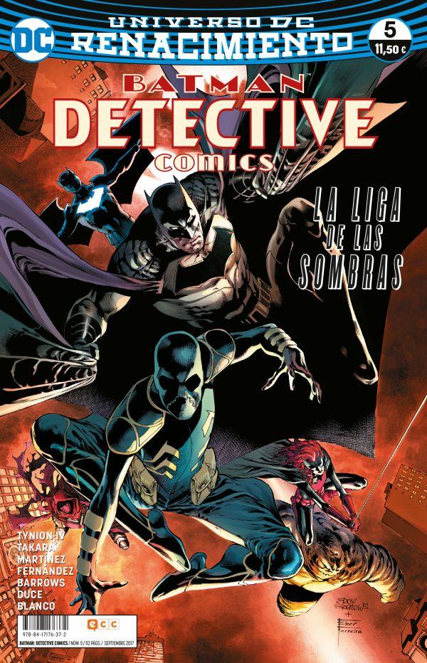 Batman: Detective Comics núm. 05 (Renacimiento)