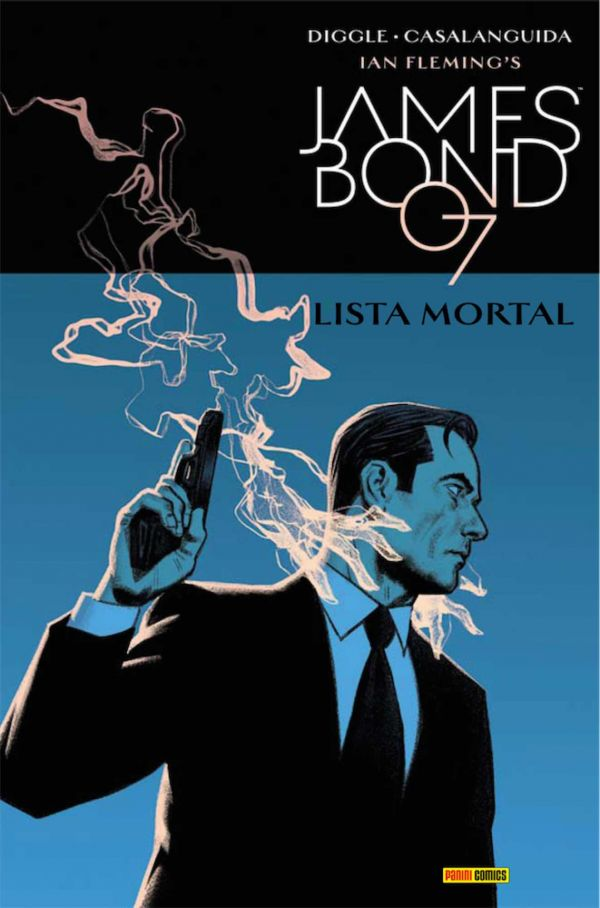 JAMES BOND 06. LISTA MORTAL