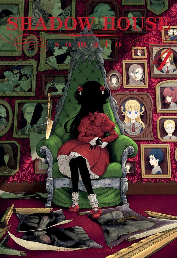 Shadow House Vol. 04